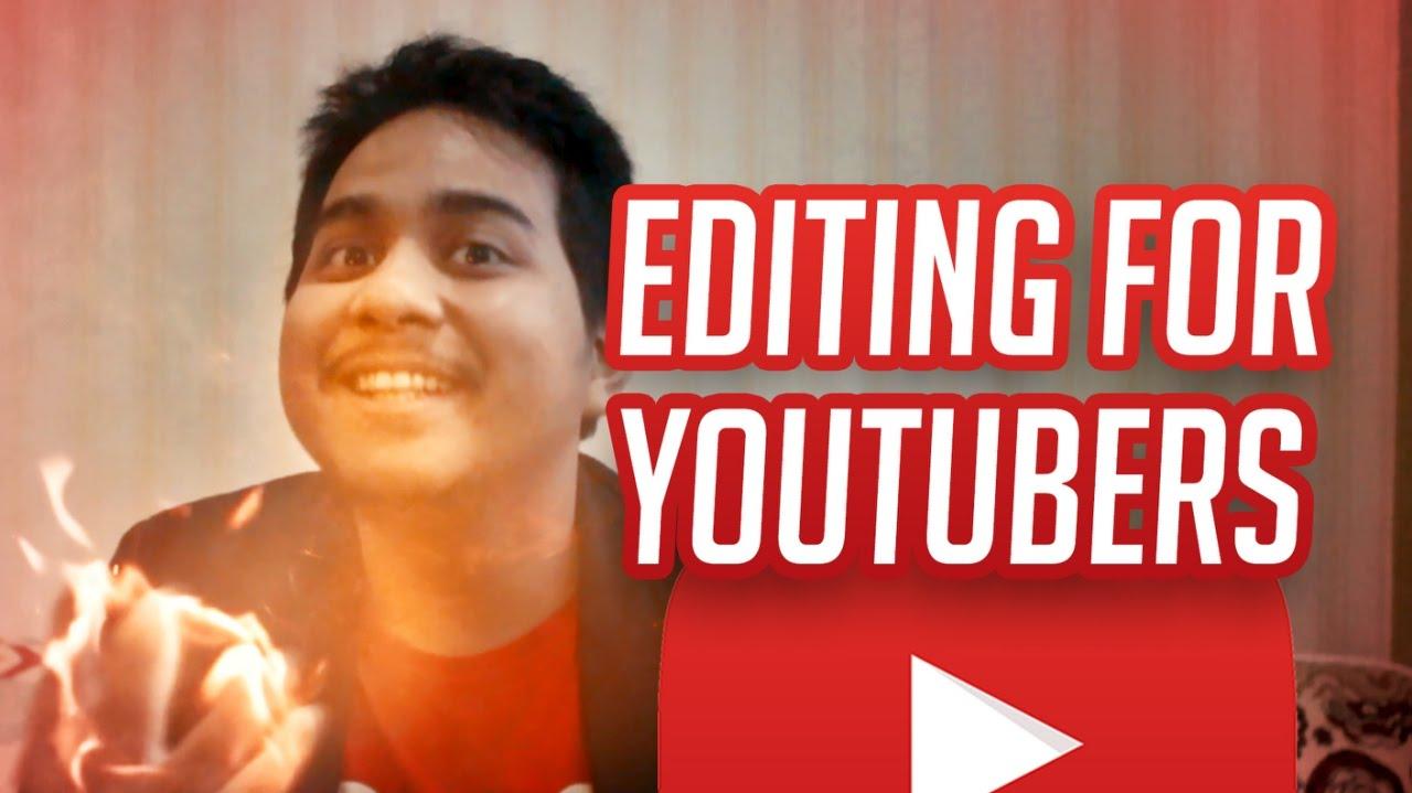 Cara Mudah Edit Video Untuk Youtuber Pemula Seputarinternet Youtube