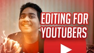 Cara Edit Video Youtuber - Belajar Youtube