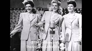 Watch Andrews Sisters East Of The Sun video