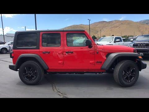 2019 Jeep Wrangler Carson City, Dayton, Reno, Lake Tahoe, Carson valley, Northern Nevada, NV 19W4101