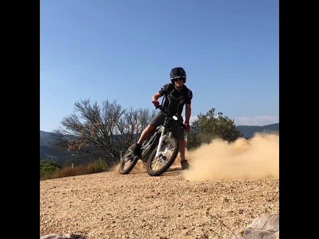 Surron LBX E Dirt Bike just for fun?