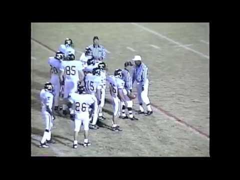 2000 Football Season Tuscola HS 23 @ Pisgah HS 21