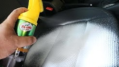 Turtle Wax Foaming Interior Car Cleaner - Interior1 upholstery & carpet cleaner review