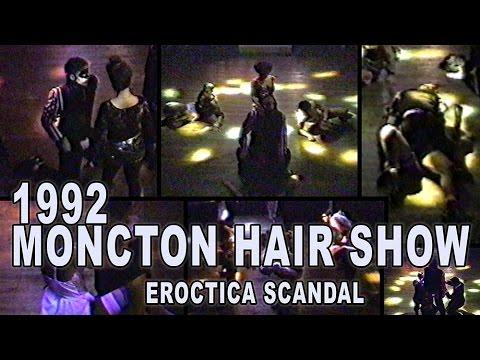 1992 Moncton Hair Show (Club Cosmo) EROTICA