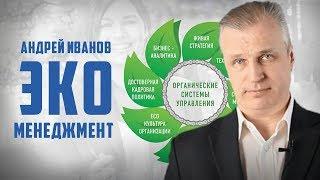 Экоменджемент: органические системы управления. Андрей Иванов