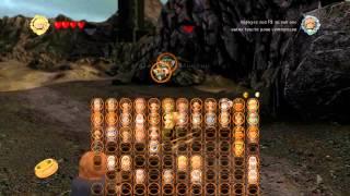 LEGO LSDA - Comment Débloquer #6 - Personnages d'Osgiliath/Minas Morgul/La Porte Noire [HD]