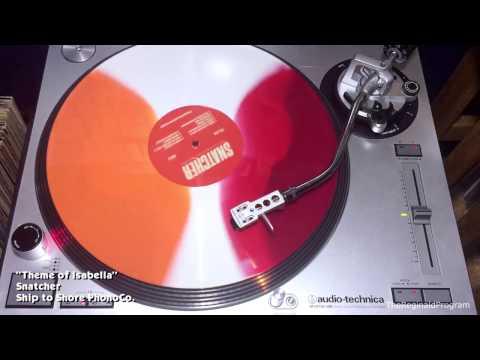 Snatcher: Side B | Vinyl Rip (Ship to Shore PhonoCo.)