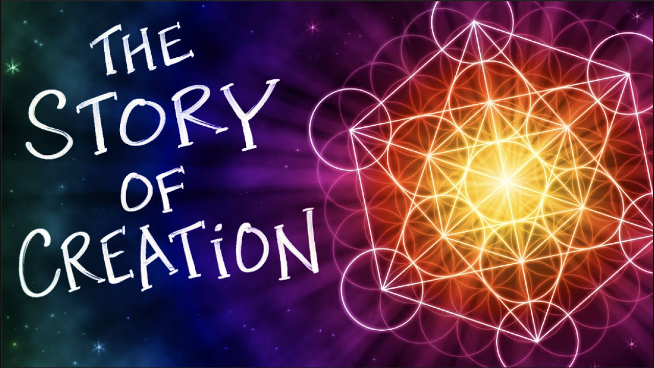 Download The Story of Creation Through Sacred Geometry