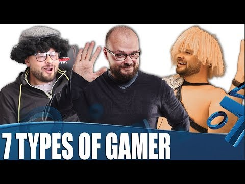 7 Types Of Gamer That Secretly Live Inside All Of Us