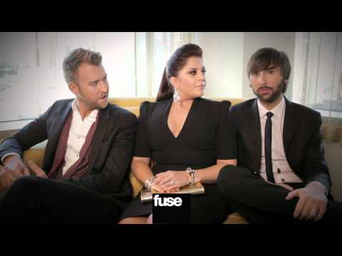 "Lady Antebellum Preview ""On This Winter's Night"" Christmas Concert"