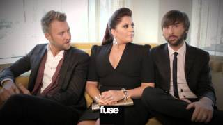 """Lady Antebellum Preview """"On This Winter's Night"""" Christmas Concert"""