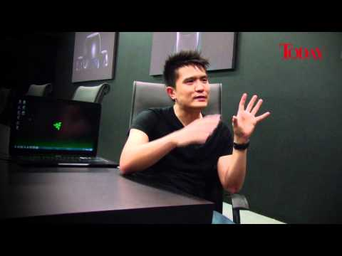 TODAY Talks to Razer CEO Tan Min-Liang