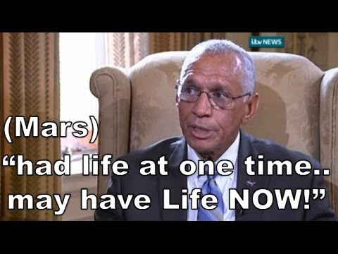NASA chief admits that there is LIFE ON MARS!!!  OCT/2014