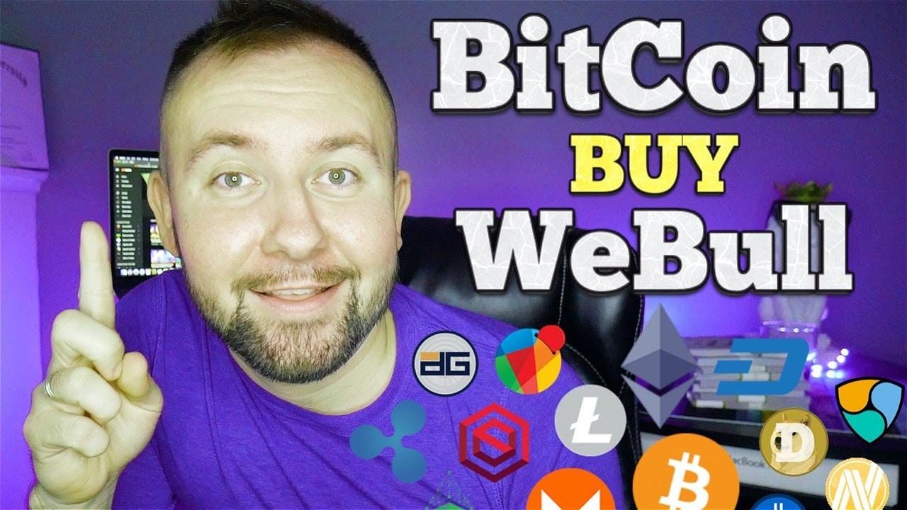 Konnen Sie Bruche von Bitcoin auf Webull kaufen?