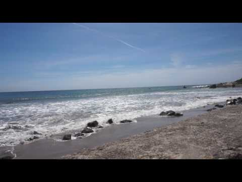 7 Minutes of Beach Waves - Malibu area - Enjoy!