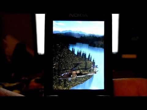 SPMark - Nokia E52 test
