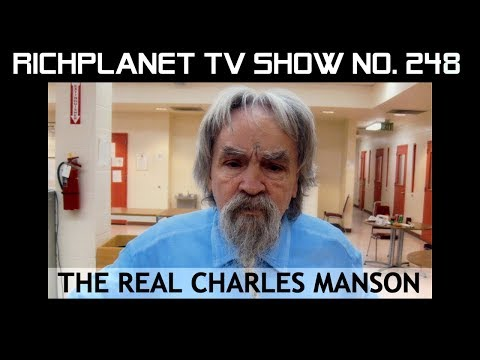 The Real Charles Manson - PART 1 OF 3