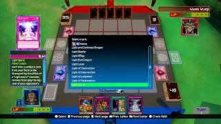Yu-Gi-Oh! Legacy of the Duelist (Xbox One) - Card List