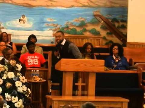 Pastor John Jackson @ MSMBC2