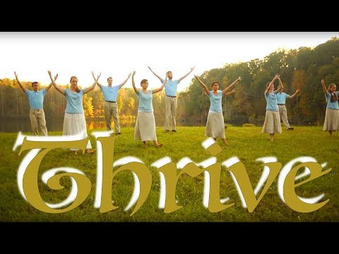 "New Heights Dance: ""THRIVE""  - CASTING CROWNS feat. Meadow"