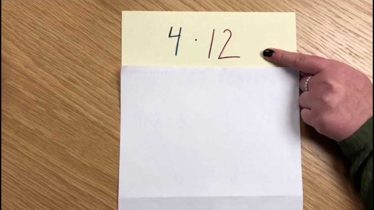 Metoder för multiplikation