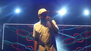 Gambar cover Badtameez Dil by Benny Dayal at SRCC CROSSROADS'18
