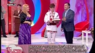 Stefan Enasel Romascanul - Din Moldova lui Stefan , Kanal D- Telefon: 0762085102