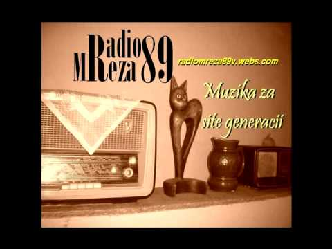 MAKEDONSKI ZABAVEN EVERGREEN (Radio Mreza 89 In The Mix) МАК