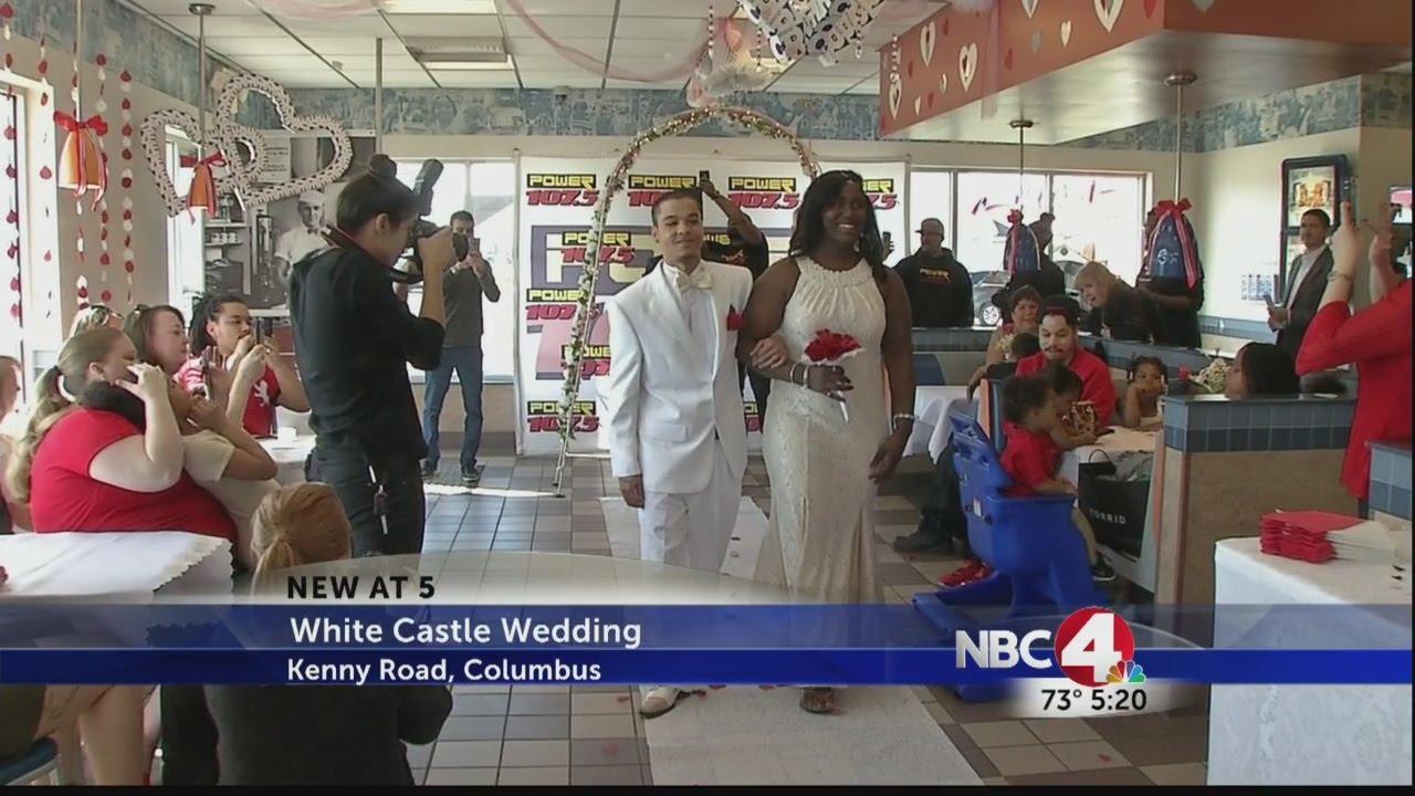 White Castle Wedding   YouTube