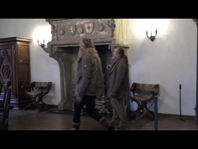 Virtual Visit of the Vianden Castle - Part 7 - 13