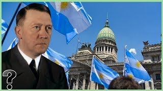 What If Hitler Escaped To Argentina?