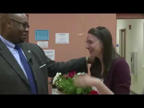 Florida's School Counselor of the Year is from Park Vista Community High School in Lake Worth