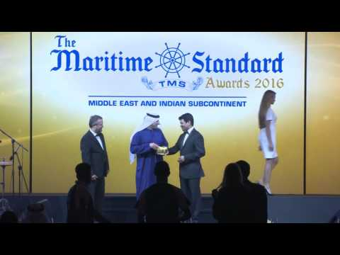 The Maritime Standard Awards 2016 - Shipyard/Ship Repair Facility of the Year