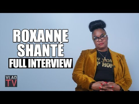 Roxanne Shante on Biopic, KRS One Beef, Baby Father Abuse (Full Interview)