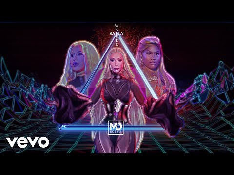 Iggy Azalea – Sally Walker (feat. Nicki Minaj, Cardi B) (Remix) [Mashup]