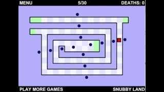 The world hardest game 1-10 0 deaths