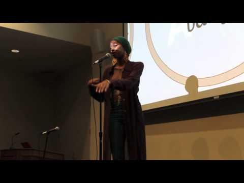 MSA Poetry Slam - Ahlaam Abduljalil - Round 1