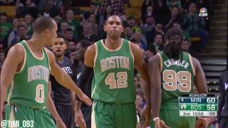 Al Horford Highlights vs Minnesota Timberwolves (20 pts, 9 reb, 8 ast)