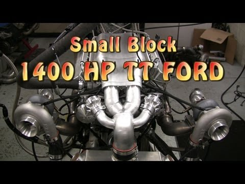 1400 Hp Ford Gt Shelby Cobra Gt 40 Mustang Small Block