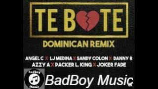 Te Bote Remix Dominicano