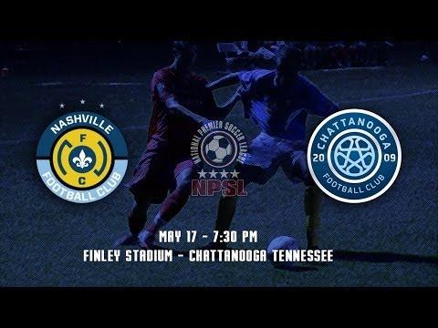 Nashville FC at Chattanooga FC, May 17, 2014