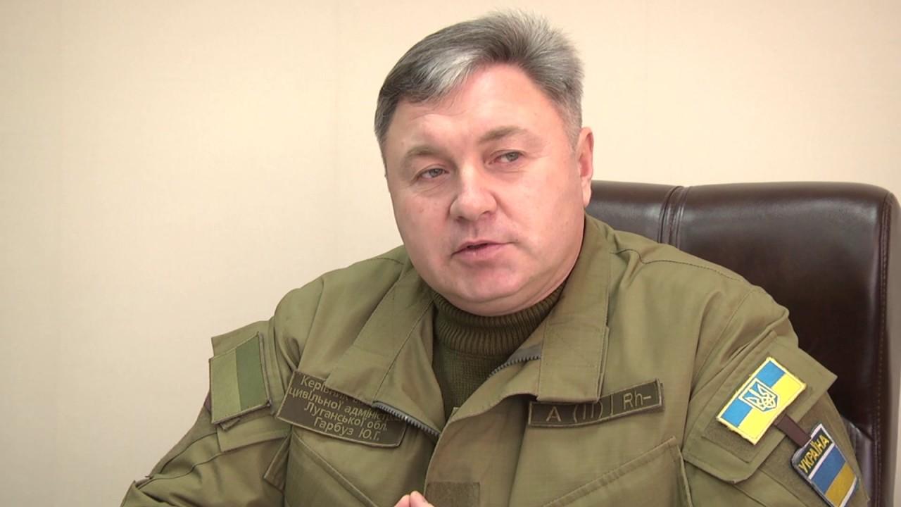 Порошенко уволил Луганского губернатора, который жил в землянке с волчатами