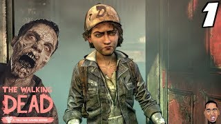 The Walking Dead: The Final Season - CLEM CLEM IS BACK! #1