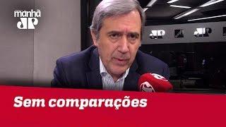 Villa: Não há paralelo entre Jânio Quadros e Jair Bolsonaro