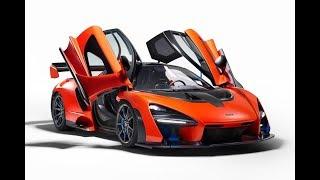 McLaren Senna 2018  la plus extrême des McLaren