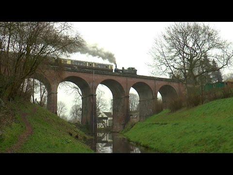 Severn Valley Railway - Spring Steam Gala 2016