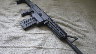 Nerf Retaliator Mod: M4 Themed