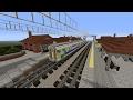 MINECRAFT TRAIN STATION TUTORIAL ( part one )