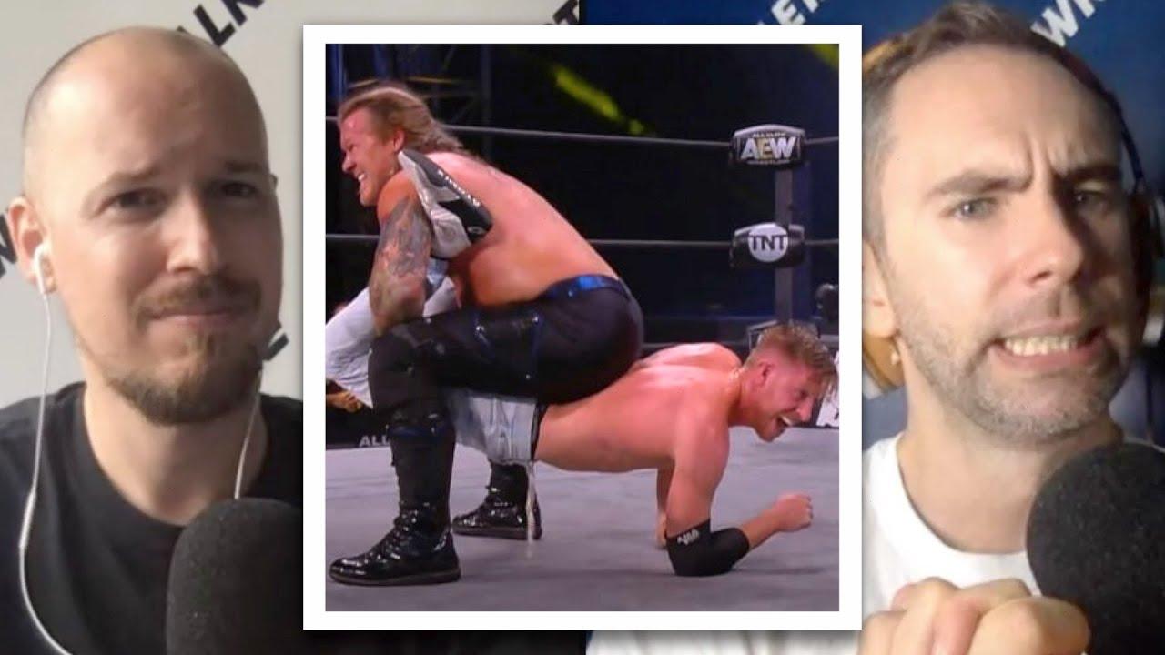 Was Chris Jericho Vs. Orange Cassidy II UNDERWHELMING?!