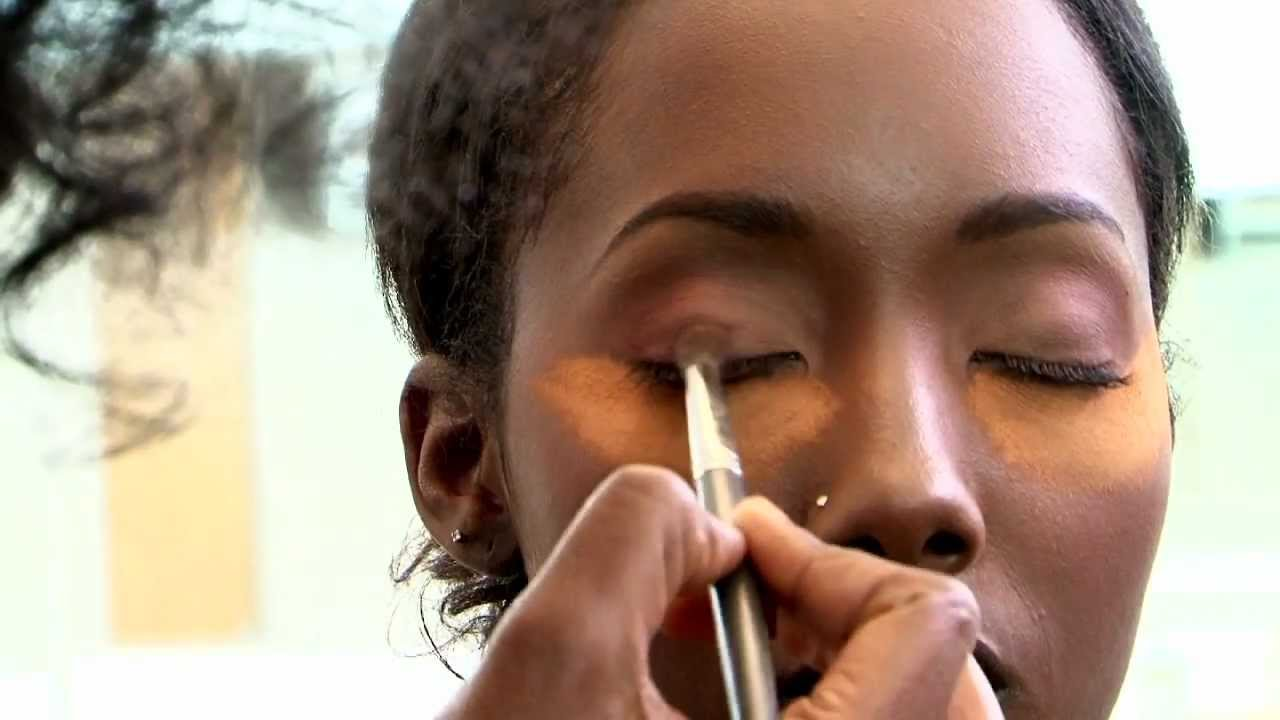 Makeup Tutorial for Brown Skin with Jackie Mgido - YouTube